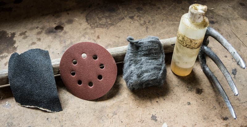 How to Care for Wooden Tool Handles