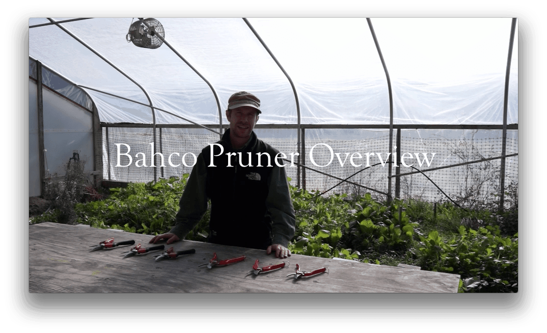 Bahco Pruner Overview