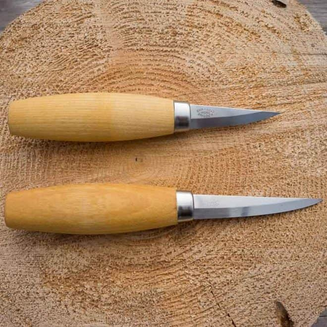 Mora Carving Knife 122: The Tool Merchants
