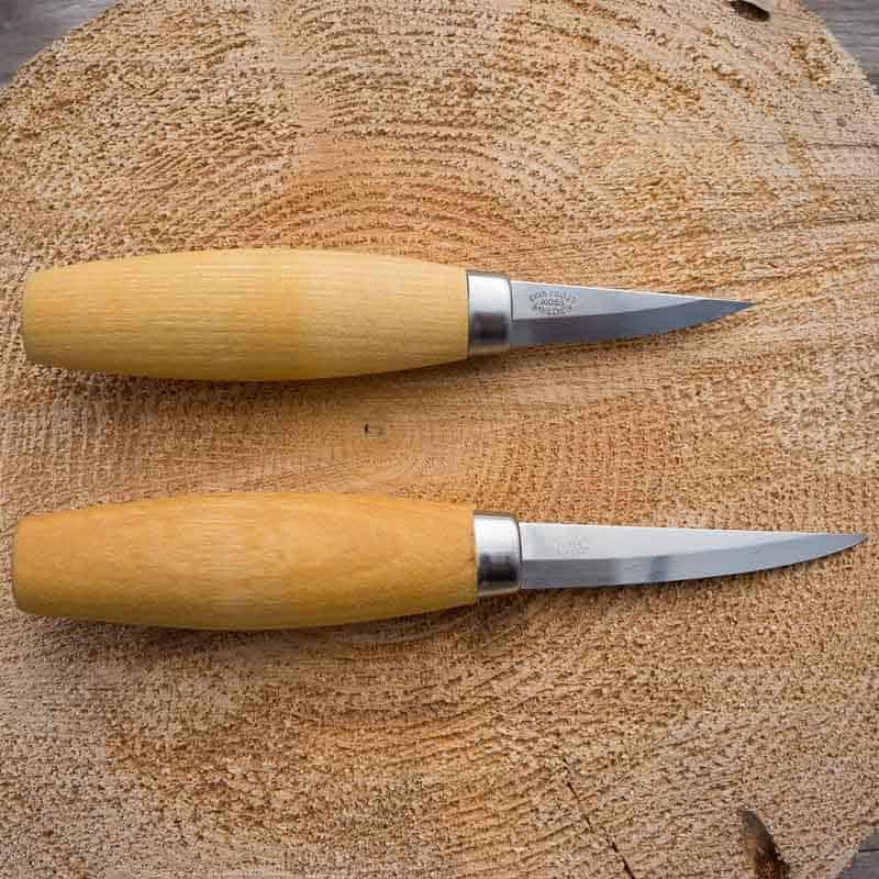Mora carving knives set the tool merchants