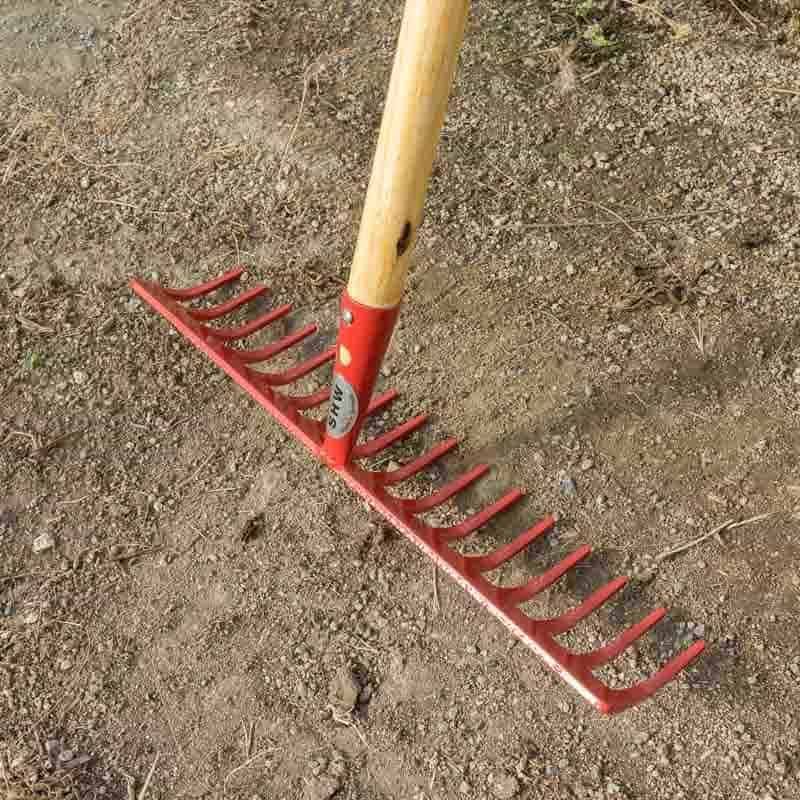 shw garden rake the tool merchants