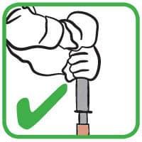 Slammer Tool Step 2 Diagram