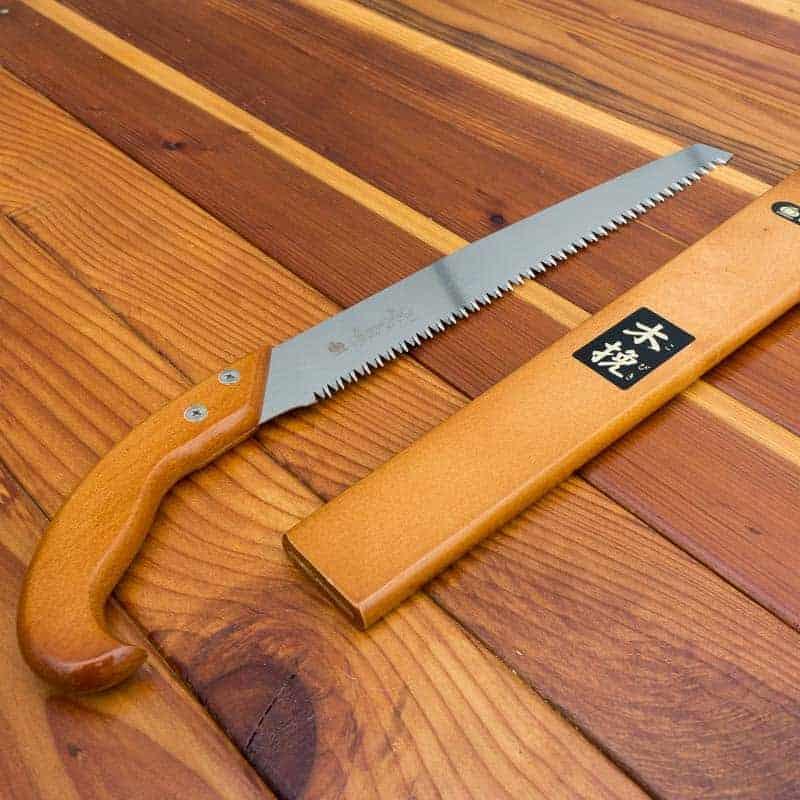 Japanese pruning saw - gyokucho-kobiki-3
