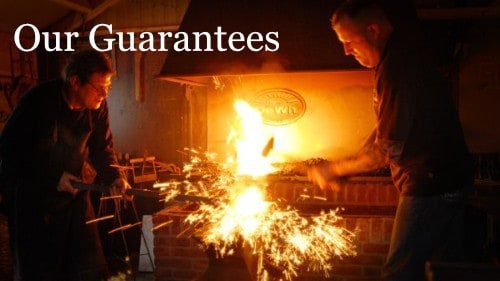buy quality garden tools - our guarantees